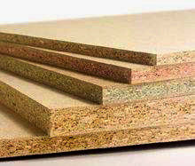 12mm 16mm 18mm Laminated Particle Board For Interior Decoration Sanding Surface