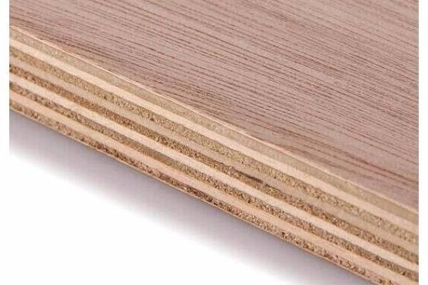 Melamine Glue Eucalyptus Core Plywood / Furniture Grade Plywood 3-30mm Thickness