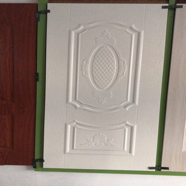 White Faced Premium Door Skin With Many Styles For Choice Friendly Environmental